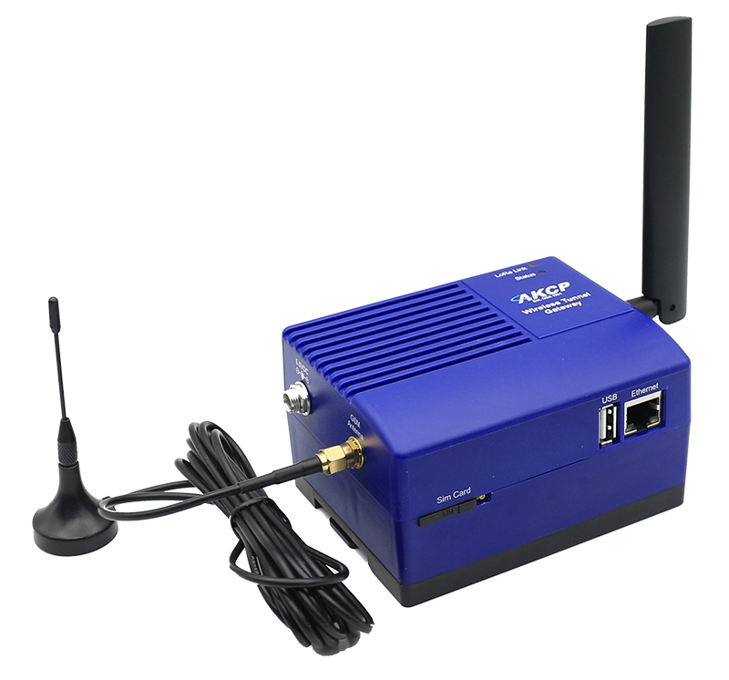AKCP Wireless Tunnel™ Gateway