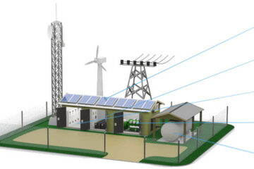 Reliable Power for BTS Tower Sites