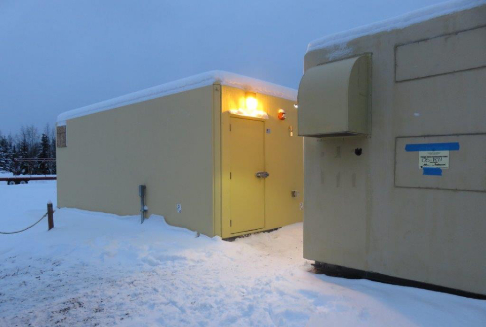 weather adaptability of shipping containers