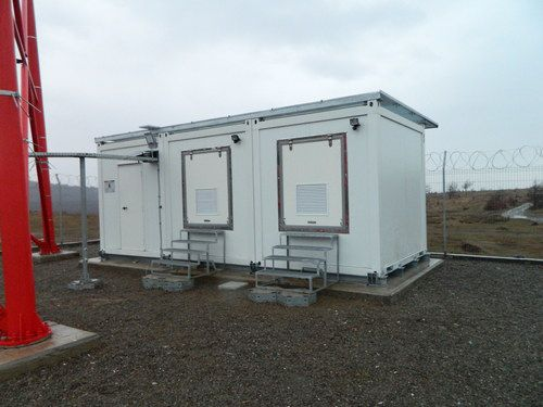 why shipping containers are ideal  as Telecom Shelter Equipment?